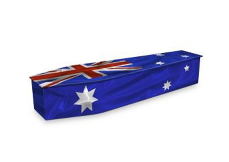 Above and Beyond funerals Gold Coast Sunshine Coast Brisbane coffin