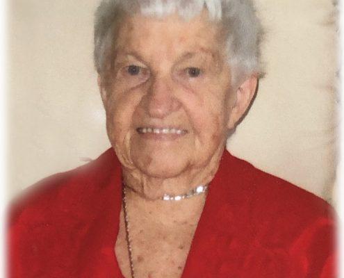 June Marcia Robertson