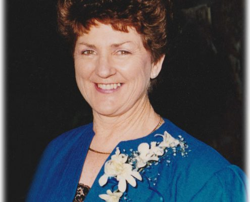 Gloria Maude Courtney